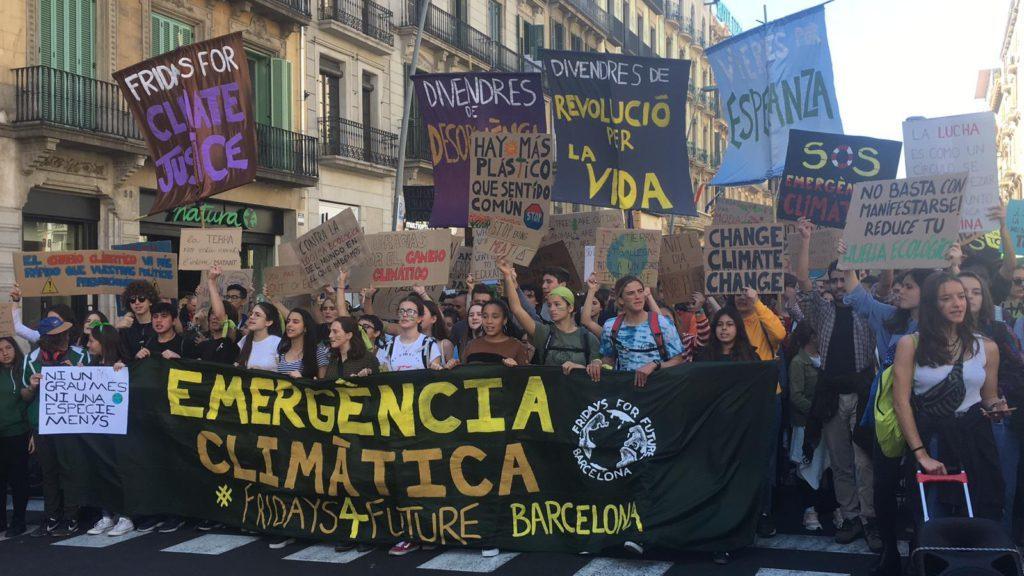 15M, movilización, contaminación, manifestación, CO2, cambio climático