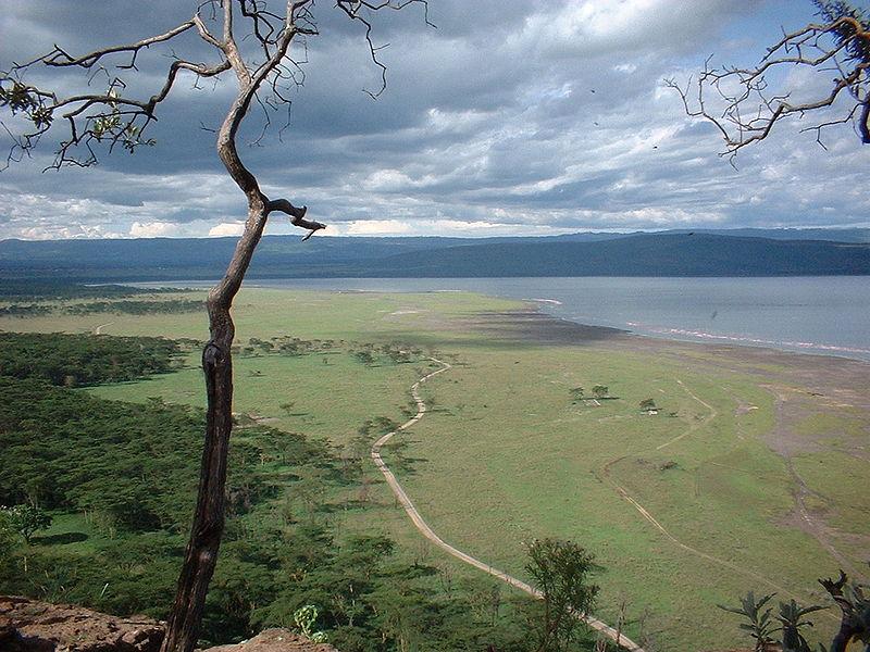 Lago Nakuru, Kenia