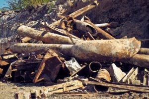 La gestión de residuos es un reto para la biodiversidad. Michael Gaida