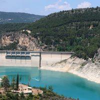 ¿Cuántos grandes ríos del planeta fluyen libremente hasta el mar?