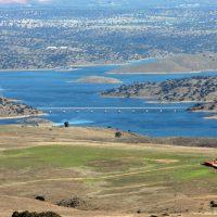 La reserva hidráulica pierde un 1,4% y está al 46,7% de su capacidad