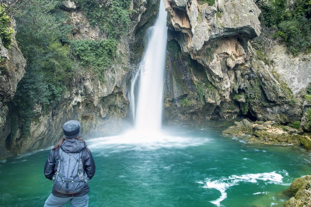 Cazorla, agua, cascada