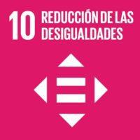 ODS 10: Reducir la desigualdad en y entre los países
