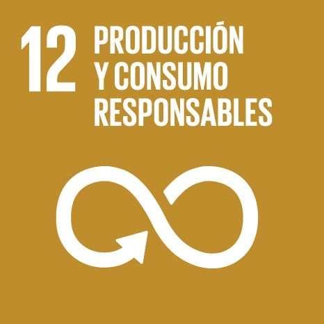 ODS 12: Garantizar modalidades de consumo y producción sostenibles