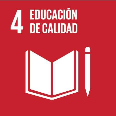 ODS 4: Garantizar una educación inclusiva, equitativa y de calidad y promover oportunidades de aprendizaje durante toda la vida para todos