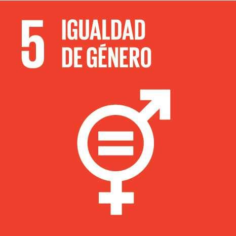 ODS 5: Lograr la igualdad entre los géneros y empoderar a todas las mujeres y las niñas