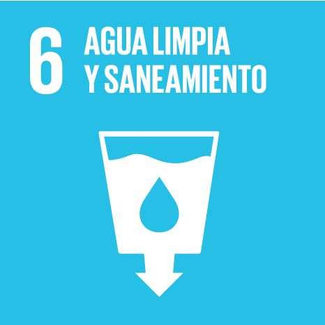 ODS 6: Garantizar la disponibilidad de agua y su gestión sostenible y el saneamiento para todos