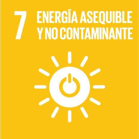 ODS 7: Garantizar el acceso a una energía asequible, segura, sostenible y moderna para todos