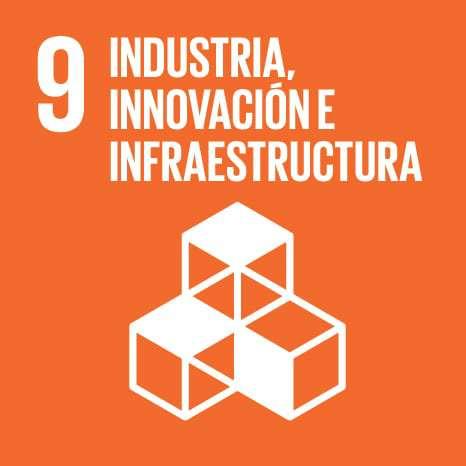 ODS 9: Industria, innovación e infraestructuras