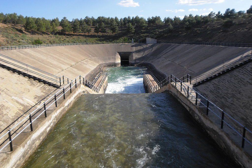 Presa de Los Anguijes, Tajo-Segura, trasvase, agua, España, cambio climático, temperatura
