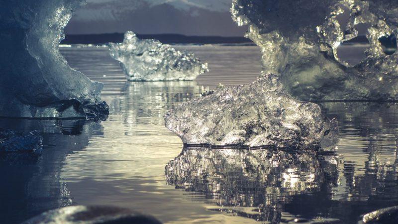 El cambio climático se refleja en la gravedad