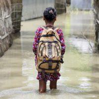 Unicef denuncia que 300 millones de niños respiran aire tóxico