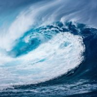 Las tempestades marinas se intensifican