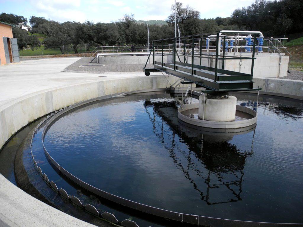 Depuración, agua, saneamiento, EDAR, España
