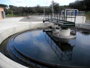Depuración, agua, saneamiento, EDAR,