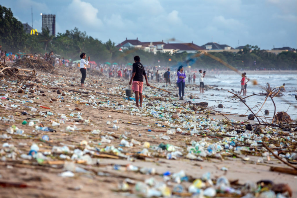 Plasticos, oceanos, mar, micropasticos, agua, residuos