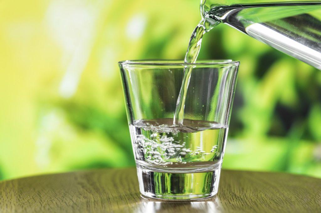 agua, vaso, jarra, consumo, suministro