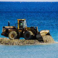 La arena es el recurso más utilizado después del agua