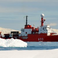 El Hespérides regresa tras seis meses de misión en la Antártida