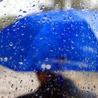 Un fin de semana con bajada de temperaturas, chubascos y tormentas