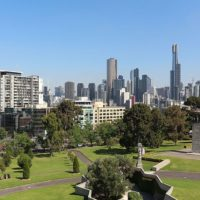 Melbourne lanza un proyecto millonario para captar la lluvia y hacer más verde la ciudad