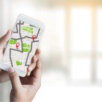 Aplicaciones móviles que encuentran agua potable