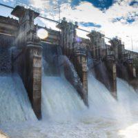 El agua embalsada sube un 1% y llega ya al 56,6% de su capacidad total