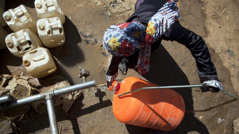 El cambio climático impacta directamente en los Derechos Humanos al agua y al saneamiento