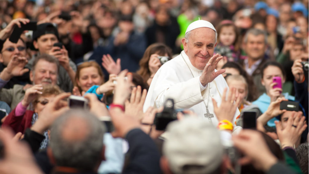 papa Francisco, cambio climático, petróleo, gas