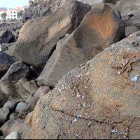 Plasticrust, el plástico se incrusta en las rocas