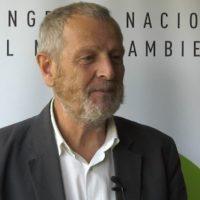 """Salvador Rueda: """"Las estrategias del agua en la ciudad son fundamentales"""""""