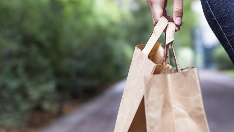 El uso de bolsas de papel ha crecido un 35% en tres años en España