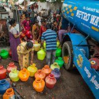 La corrupción y la mala gestión dejan sin agua a la populosa ciudad india de Chennai