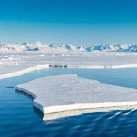 El hielo del océano Ártico llega a un mínimo histórico en 2020
