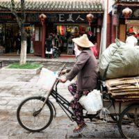 Shanghái se toma en serio la separación de residuos en las casas