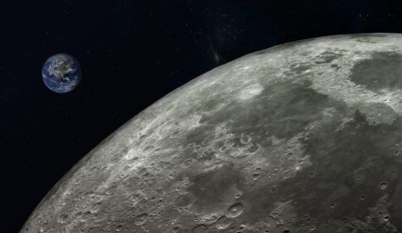 Sin la Luna, la vida <br>como la conocemos <br>sería imposible
