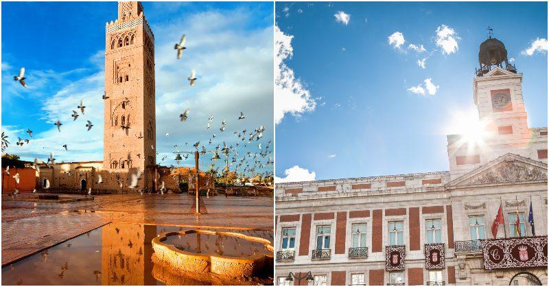 Madrid tendrá el clima de Marrakech en 2050
