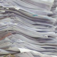Europa acumula una montaña de papel de ocho millones de toneladas sin salida