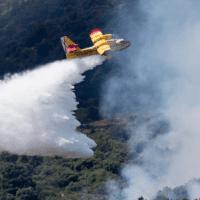 El descenso de los incendios en 2020 se debe al mal tiempo y el confinamiento