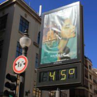 Junio ha sido el tercero más seco del siglo y con temperaturas de récord