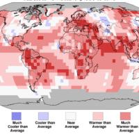 El planeta acaba de vivir el junio más caluroso de los últimos 140 años