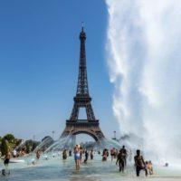 Europa se asfixia por <br>una nueva ola de calor