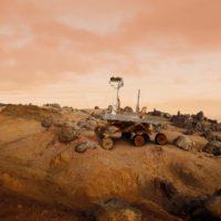 El efecto invernadero, el mejor camino para colonizar Marte