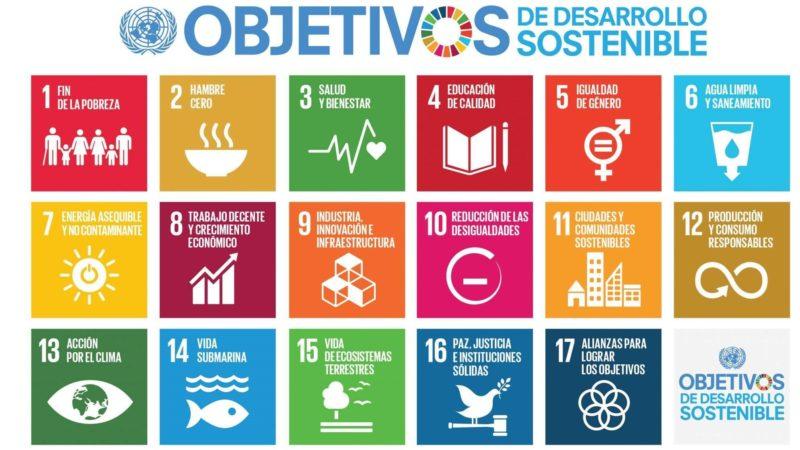 Los 17 ODS de la ONU para la Agenda 2030