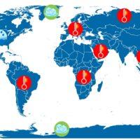 Las anomalías climáticas se suceden por todo el planeta y alertan a la comunidad científica