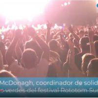 Los festivales apuestan por la sostenibilidad