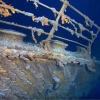 El 'Titanic', 107 años después