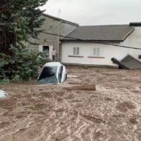 El cambio climático está vinculado a la magnitud de las inundaciones