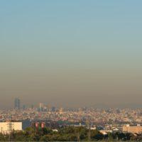El enfisema pulmonar se acelera por la polución de ozono en el aire