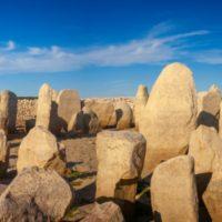 La sequía destapa el Stonehenge extremeño